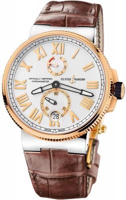 Ulysse Nardin Marine Chronometer Manufacture 45mm 1185-122/41