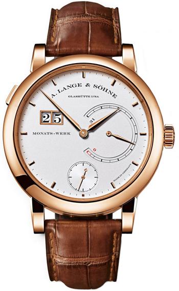 A. Lange & Sohne 130.032 Lange 31 Mens Watch