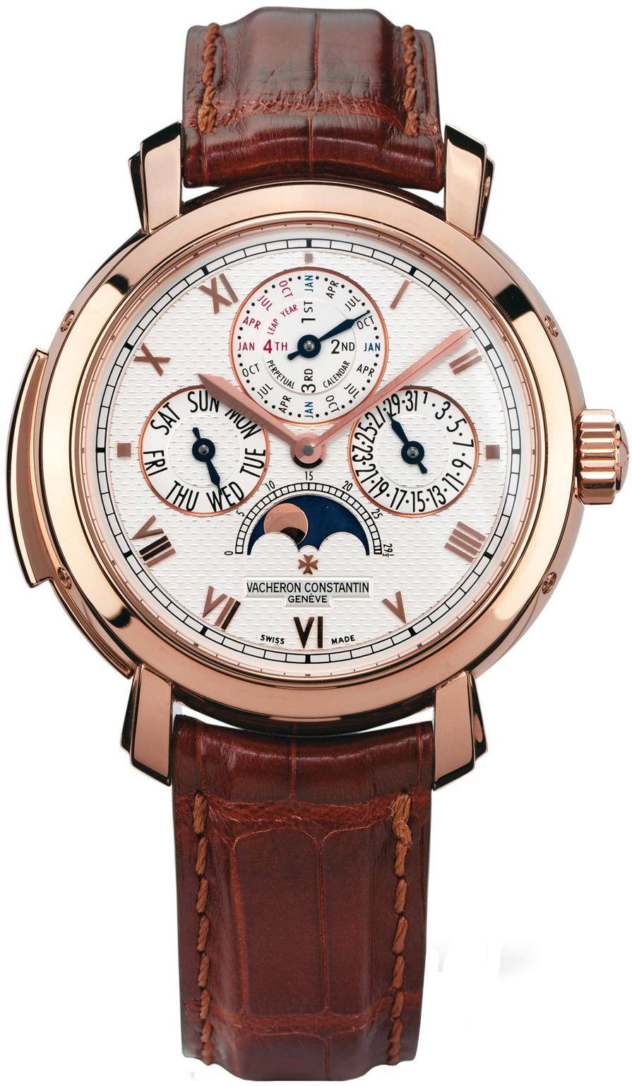 Vacheron Constantin 30040/000r-9090 LIMITED Malte Minute Repeater Perpetual Calendar Mens Watches