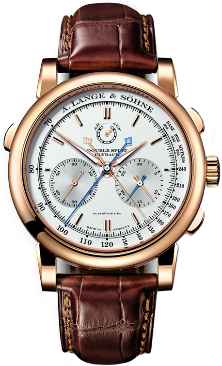A. Lange & Sohne 404.032 Lange Double Split Mens Watch