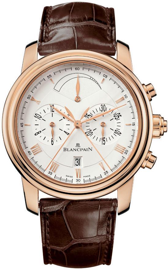 Blancpain 4246f-3642-55b Le Brassus Split Seconds Chronograph Power Reserve Mens Watch
