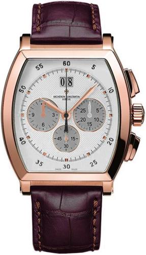 Vacheron Constantin 49180/000r-9361 Malte Tonneau Chronograph Mens Watch