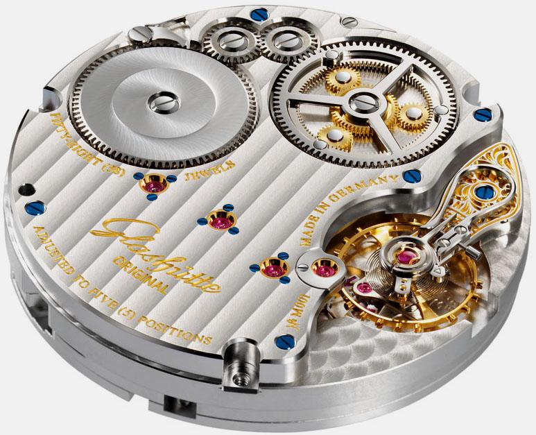 News : Glashütte Original Chronomètre de Marine et Senator Chronometer 58-01-senator-chronometer-movment