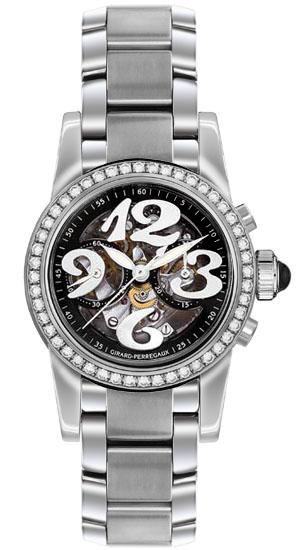 Girard Perregaux 80440D-11A-611-11A Lady Chronograph Ladies Watch