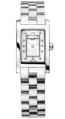 Baume & Mercier moao8654 Hampton Classic Ladies Watches