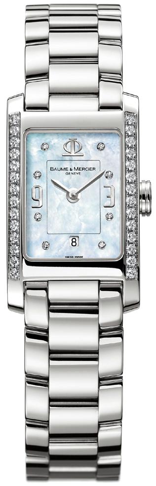 Baume & Mercier 8817 Hampton Classic Ladies Watches