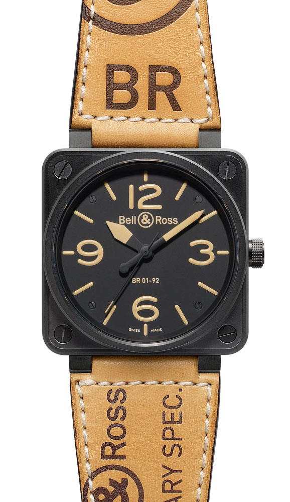 Bell And Ross Br01 92 Airborne Replica
