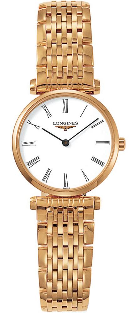 Longines L4.209.1.11.8 La Grande Classique - PVD Ladies Watches