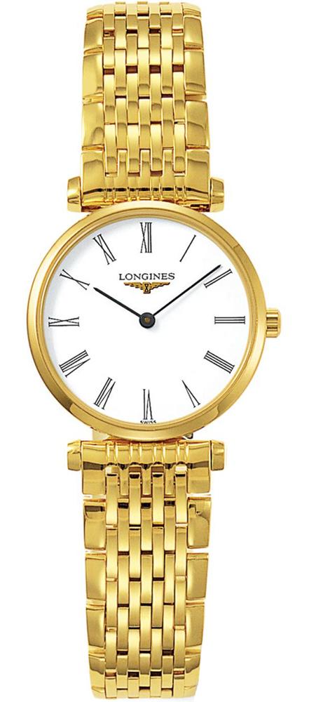 Longines L4.209.2.11.8 La Grande Classique - PVD Ladies Watches