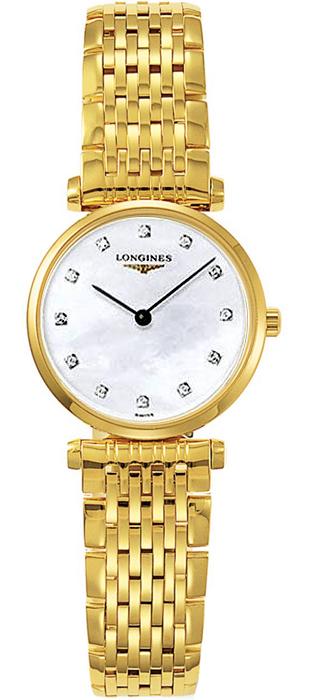 Longines L4.209.2.87.8 La Grande Classique - PVD Ladies Watches