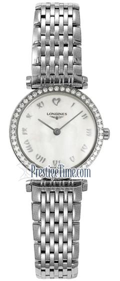 Longines L4.241.0.09.6 La Grande Classique - Stainless Steel Ladies Watches