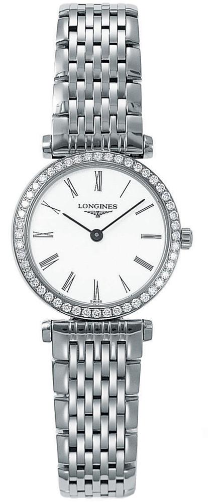 Longines L4.241.0.11.6 La Grande Classique - Stainless Steel Ladies Watches