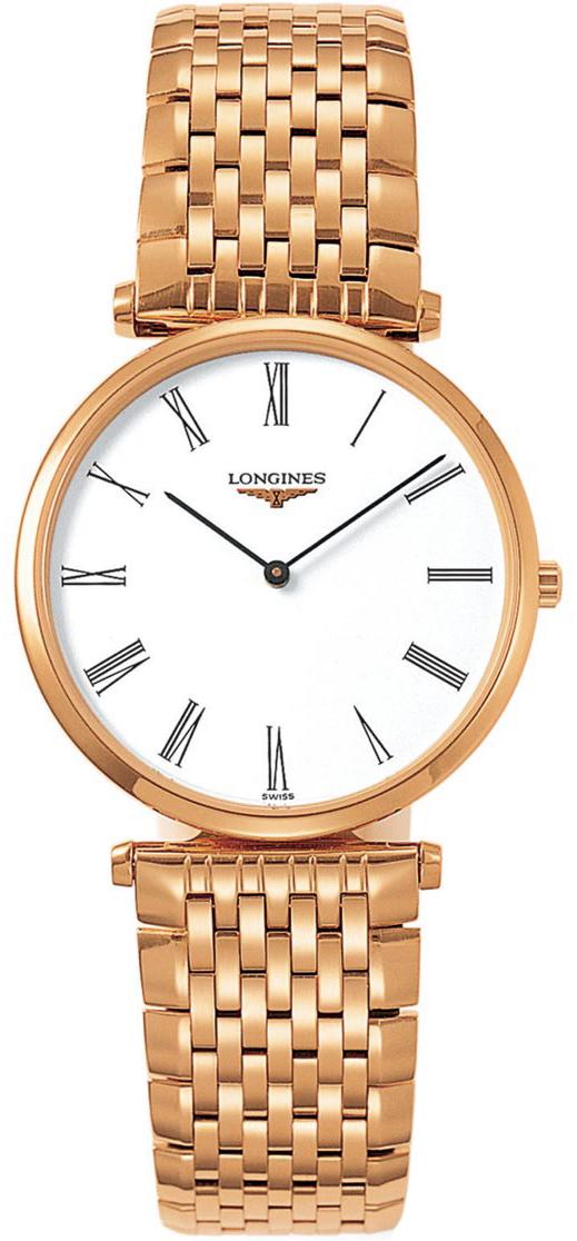Longines L4.709.1.11.8 La Grande Classique Quartz - 33mm Mens Watches