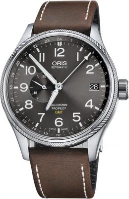 Oris Big Crown ProPilot GMT Small Seconds 45mm 01 748 7710 4063-07 5 22 05FC