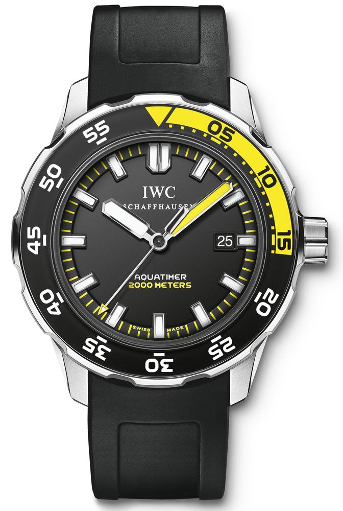 65d3cad0ccb7 Maquinaria 30110 (ETA 2892 mejorado y ajustado por IWC) Aquatimer Deep Two.