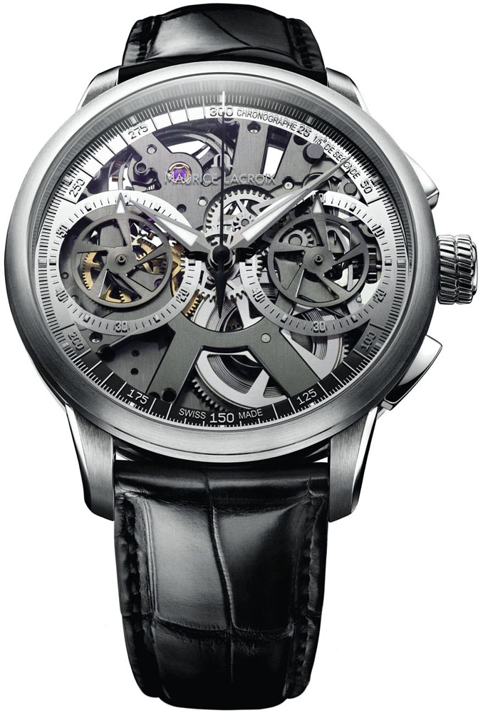 mp7128 ss001 000 maurice lacroix masterpiece skeleton mens