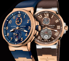 marine chronometer ulysse nardin на болтах