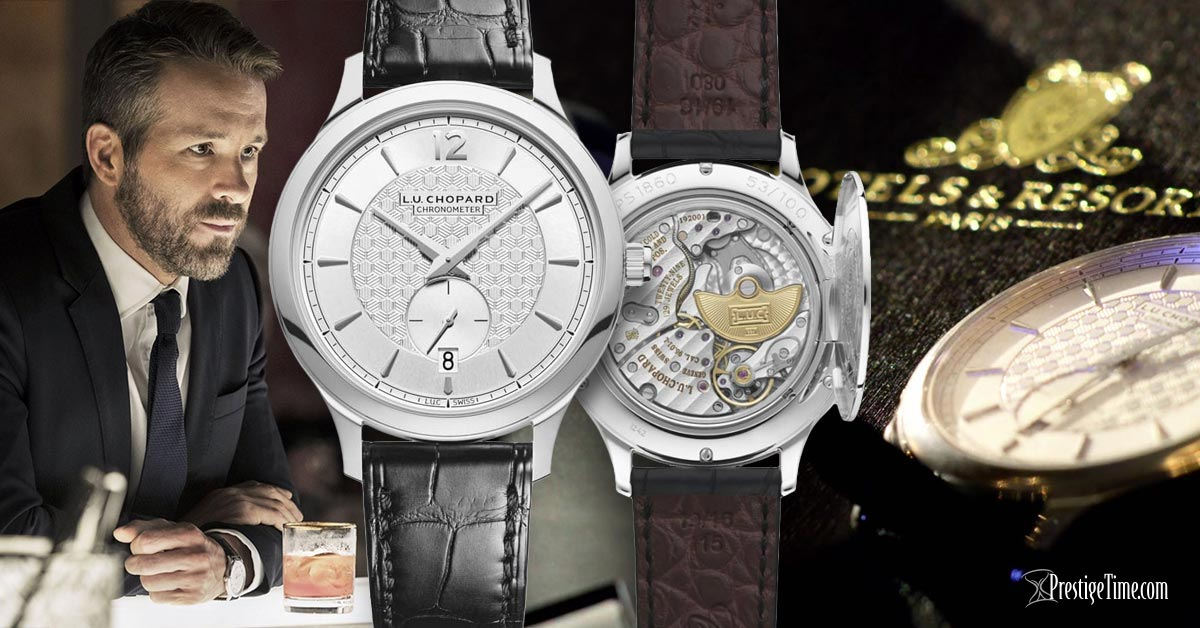 Chopard watches in famous movies