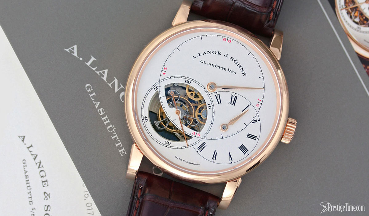 A Lange & Sohne Richard Lange Tourbillon Pour le Merite Review