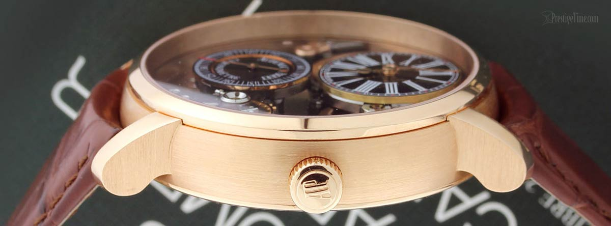 Audemars Piguet Jules Audemars Chronometer case thickness