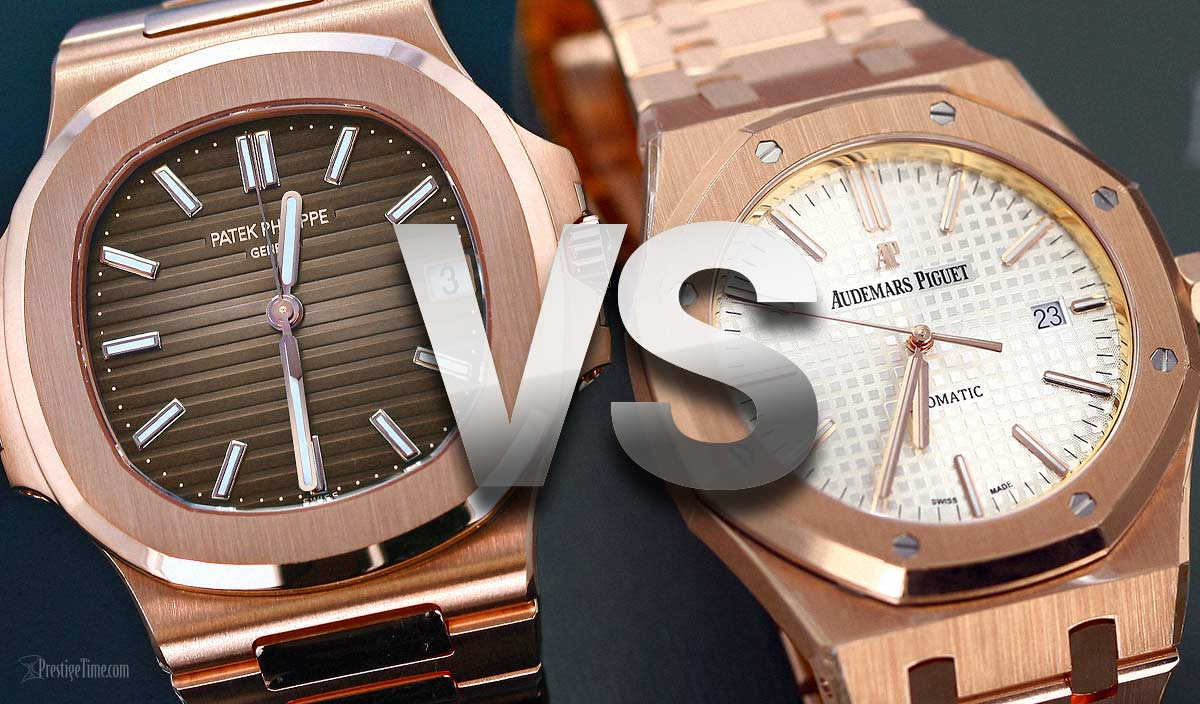 d6040f20a6a Audemars Piguet VS Patek Philippe: Which is Best?