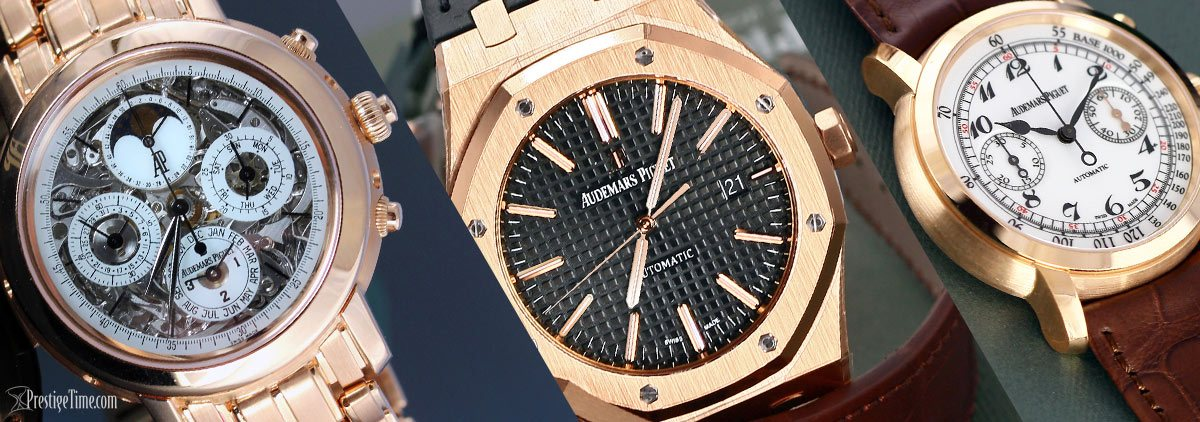 Patek Philippe or Audemars Piguet