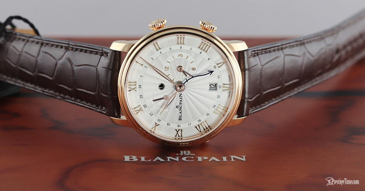 Blancpain Villeret Reveil GMT Review