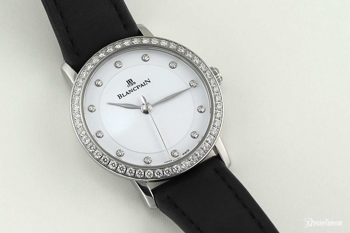 Blancpain Villeret Ultra Slim Automatic 29mm 6102 4628 95