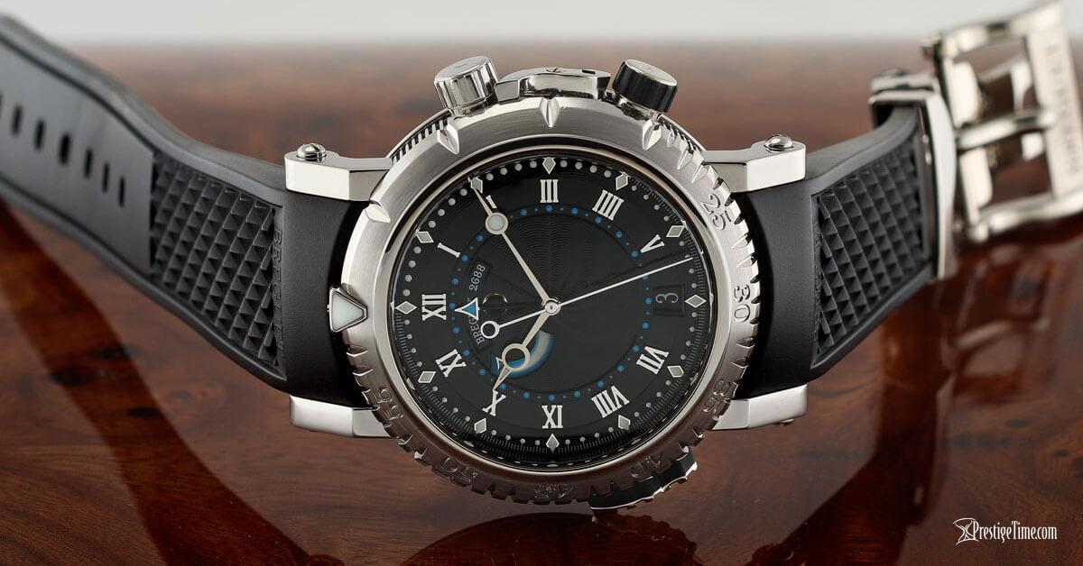 Breguet Marine Royale Alarm 45mm Review