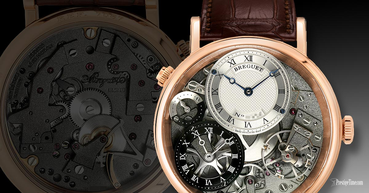 Breguet Tradition GMT Manual Wind 40mm Review