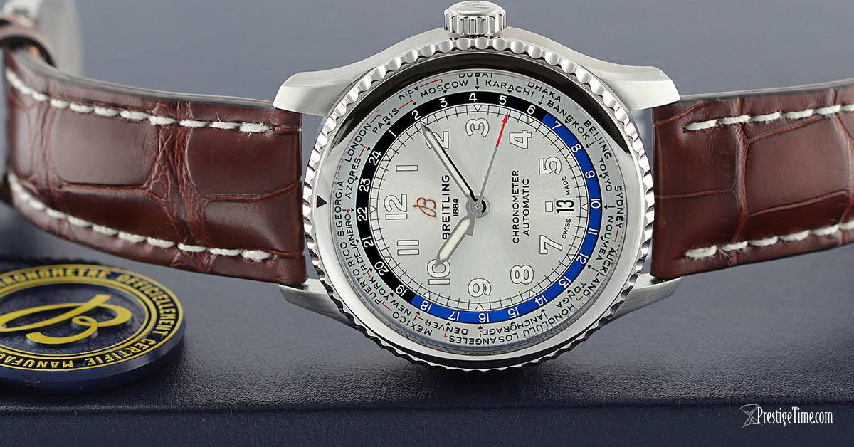 Breitling Aviator 8 B35 Automatic Unitime 43 Review