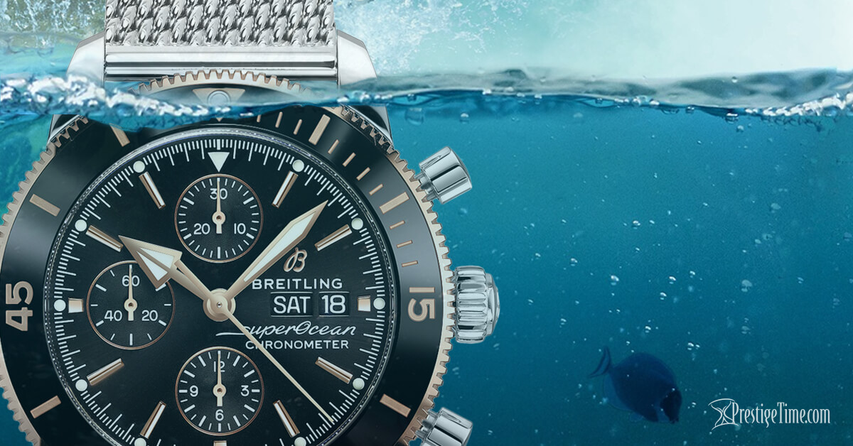 Breitling Superocean Heritage II Chronograph Review