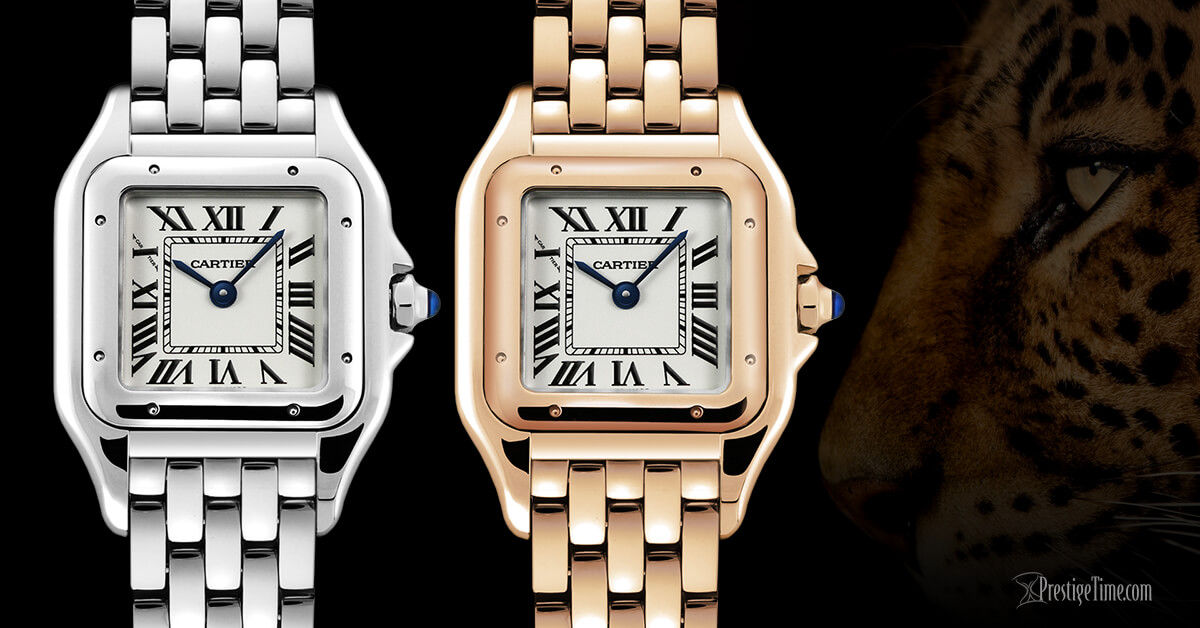 Review of the Cartier Panthere de Cartier