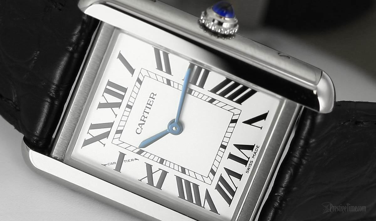 Cartier Tank Watches Anatomy Of An Iconic Series