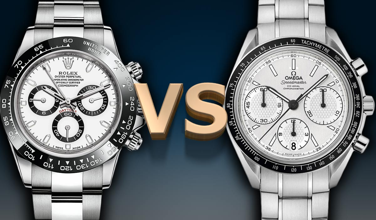 7c42c945cdc Rolex Daytona VS OMEGA Speedmaster. Which is the Best?