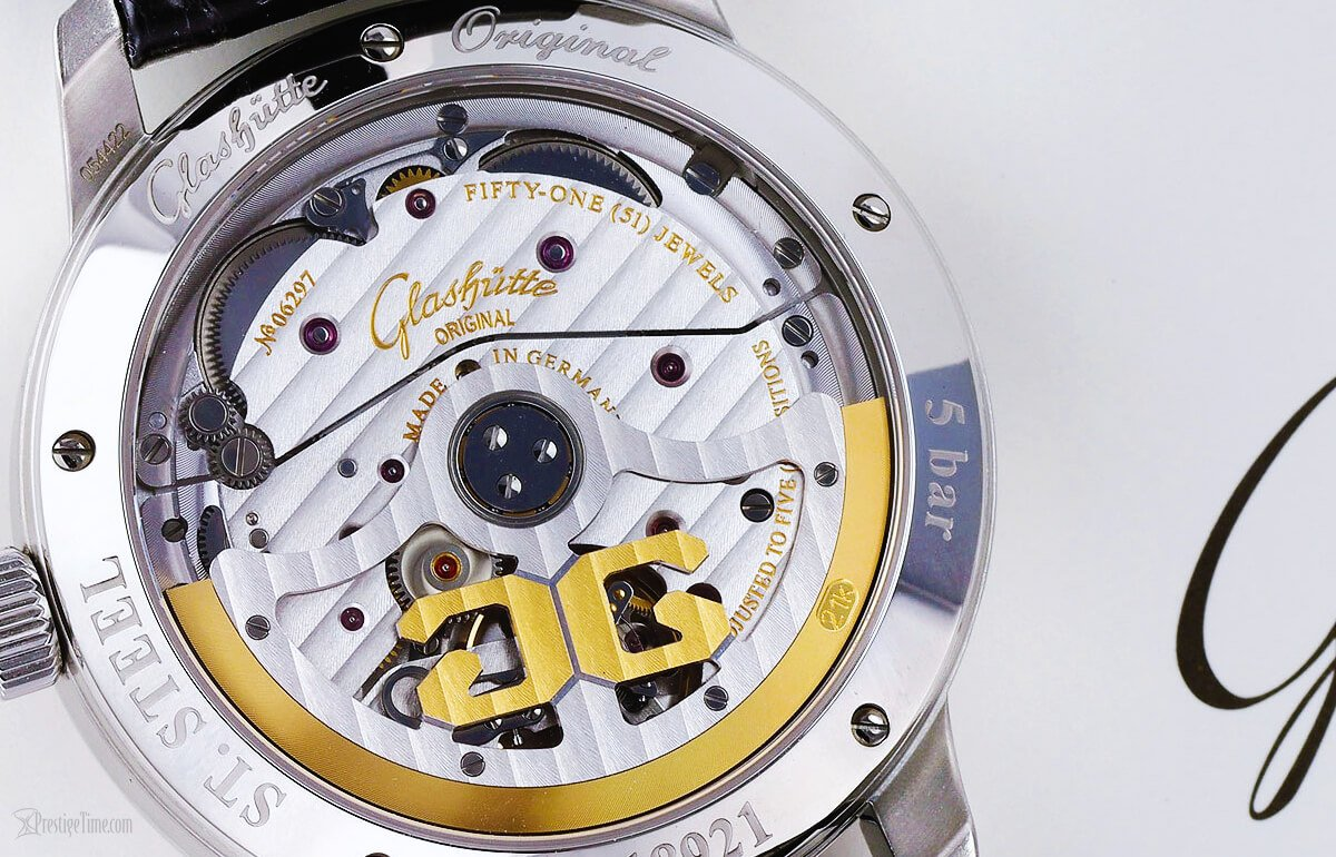 Glashutte Original caliber 100 03