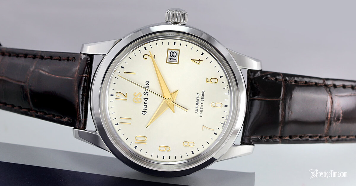 Grand Seiko Elegance Automatic 39.5mm Review