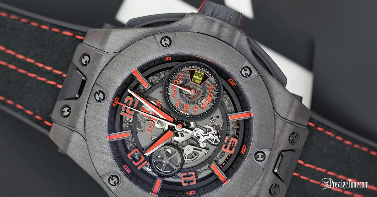 Hublot Big Bang Unico Ferrari Review