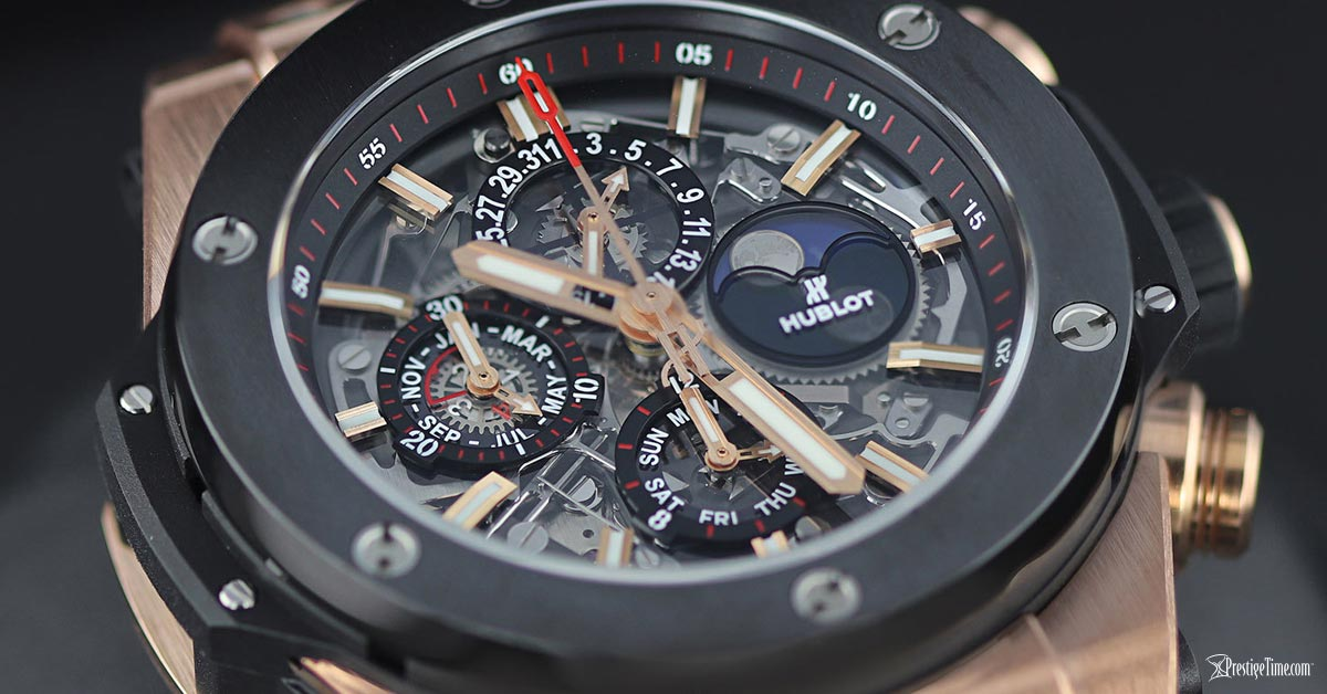 Hublot Big Bang UNICO Perpetual Calendar 45mm Review