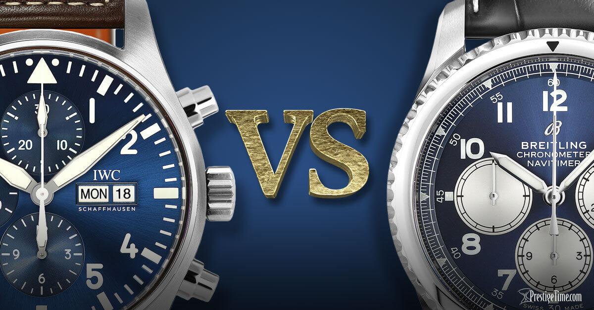 IWC VS Breitling - Which is Best?