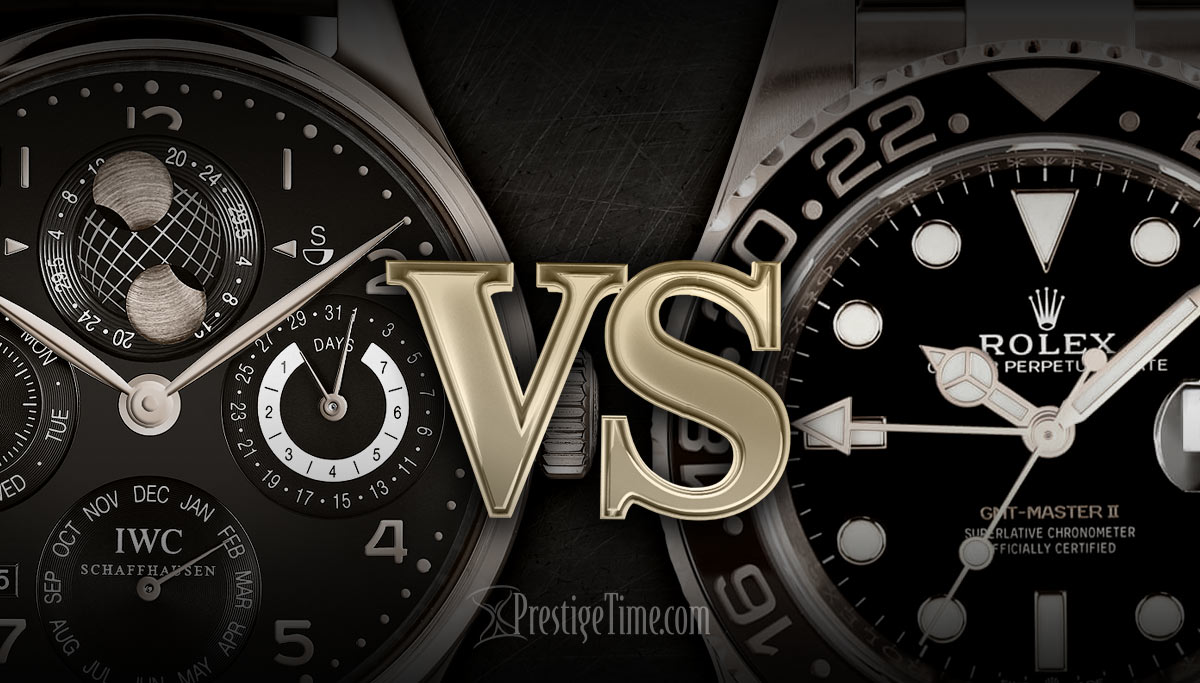 IWC VS Rolex: Which is Best? An-Eye Opening Comparison