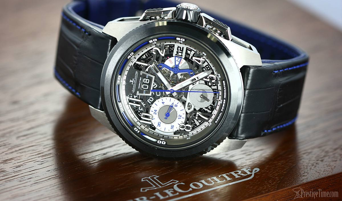 Jaeger-LeCoultre Master Compressor Extreme Lab 2 Review