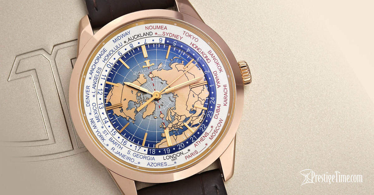 Jaeger LeCoultre Geophysic Universal Time Review