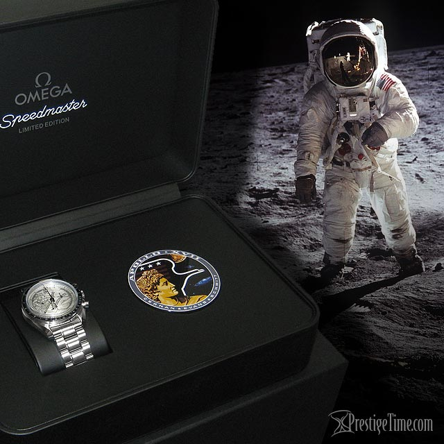 Moon Landing Omega Watch