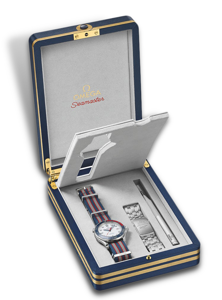 Omega Commanders Watch Box