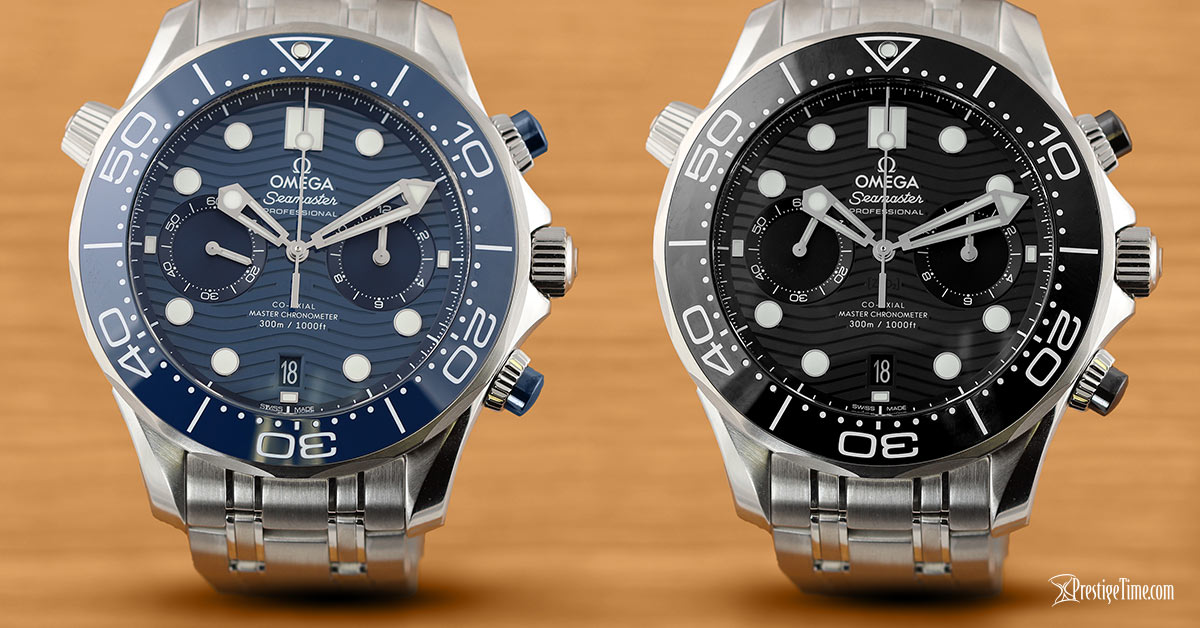 Omega Seamaster Diver 300m Chronograph Review