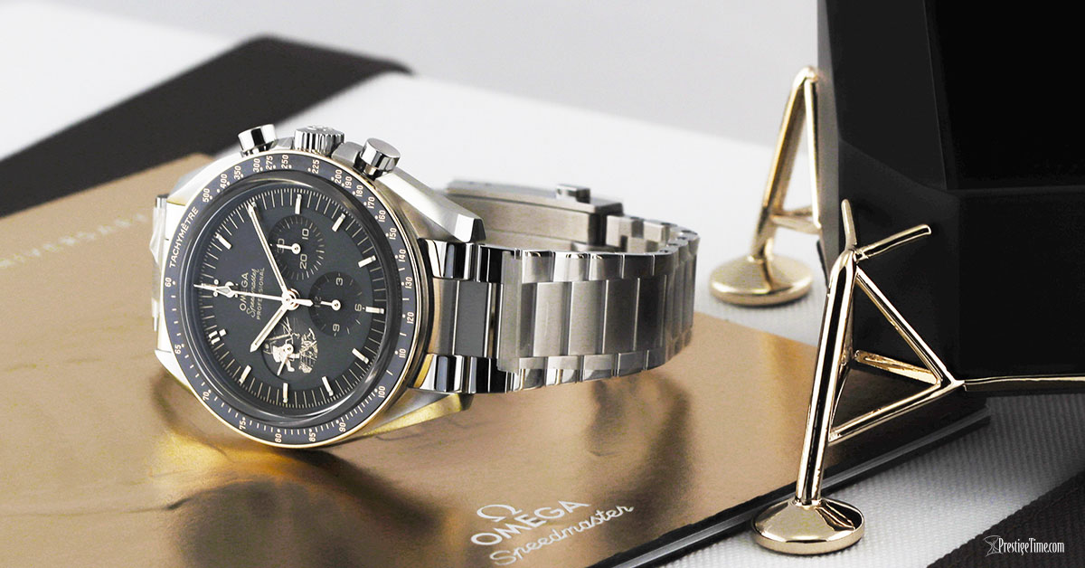 Omega Speedmaster Professional Moonwatch Apollo 11 Review