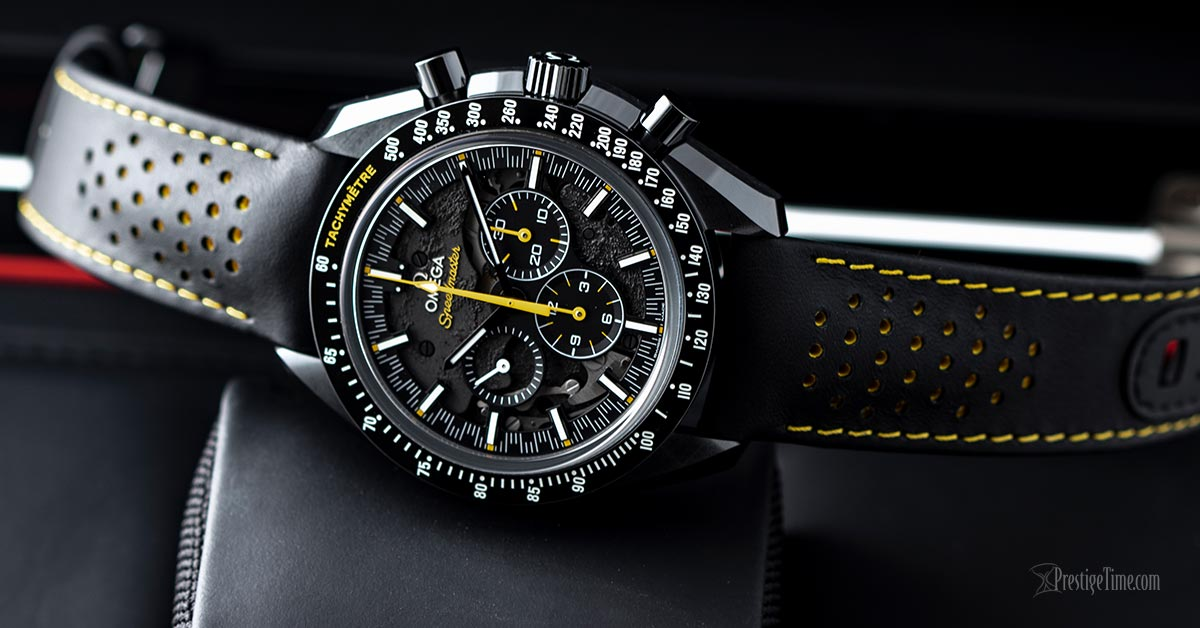 Omega Speedmaster Moonwatch Apollo 8 Review