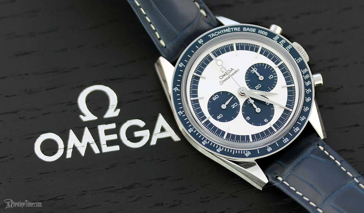Omega Speedmaster Moonwatch CK2998 Limited Numbered Edition