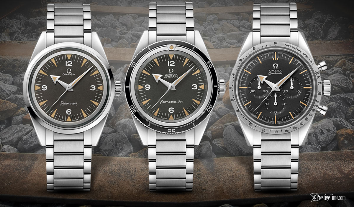 OMEGA 1957 Trilogy Review & Comparison